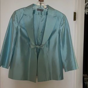 Kate Hill silk jacket